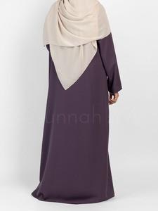 Sunnah Style - Essentials Closed Abaya (Lilac)