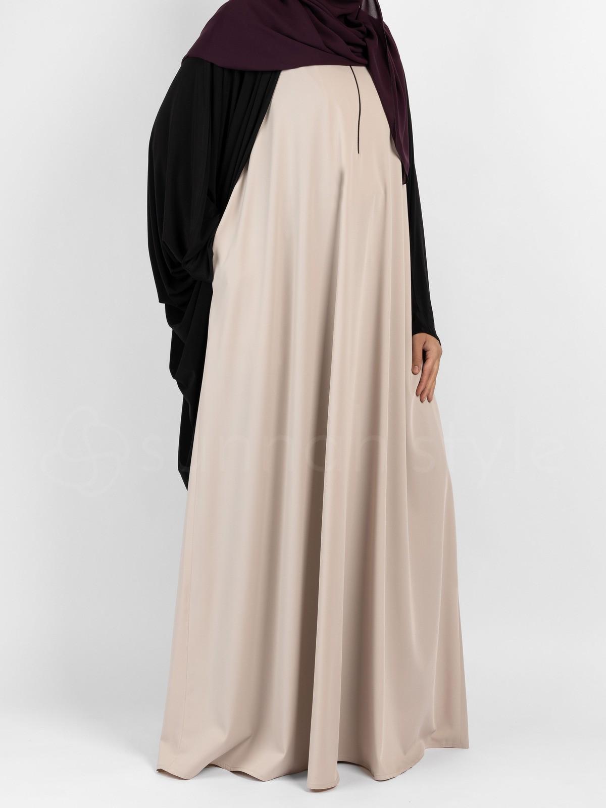 Sunnah Style - Essentials Sleeveless Abaya (Sahara)