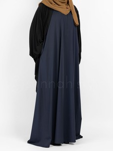 Sunnah Style - Essentials Sleeveless Abaya (Navy Blue)
