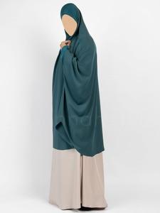 Sunnah Style - Signature Jilbab Top - Knee Length (Teal)