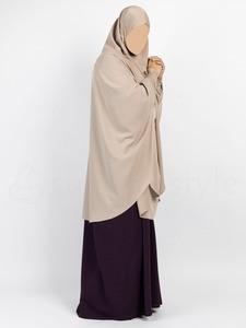Sunnah Style - Signature Jilbab Top - Knee Length (Sahara)