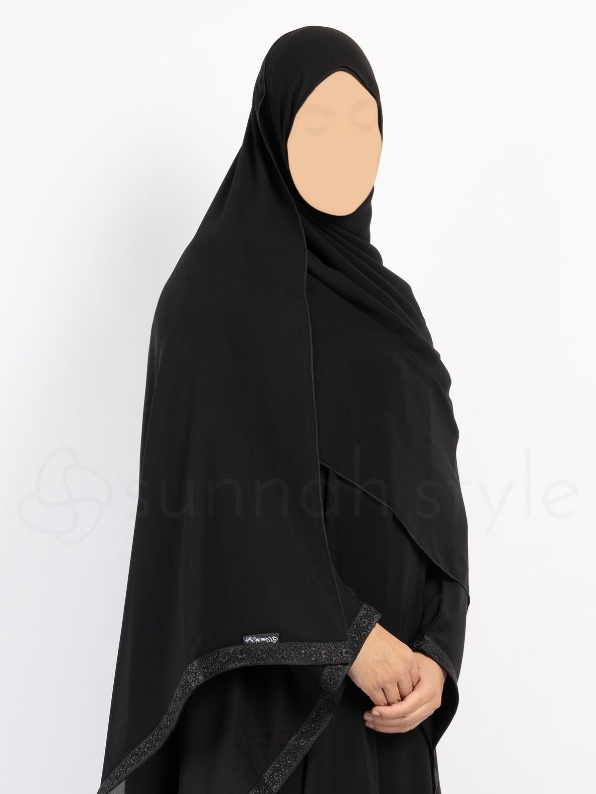 Sunnah Style - Obsidian Shayla
