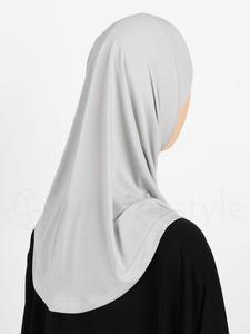 Sunnah Style - Complete Underscarf (Glacier Grey)