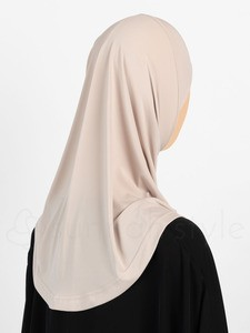 Sunnah Style - Complete Underscarf (Latte)
