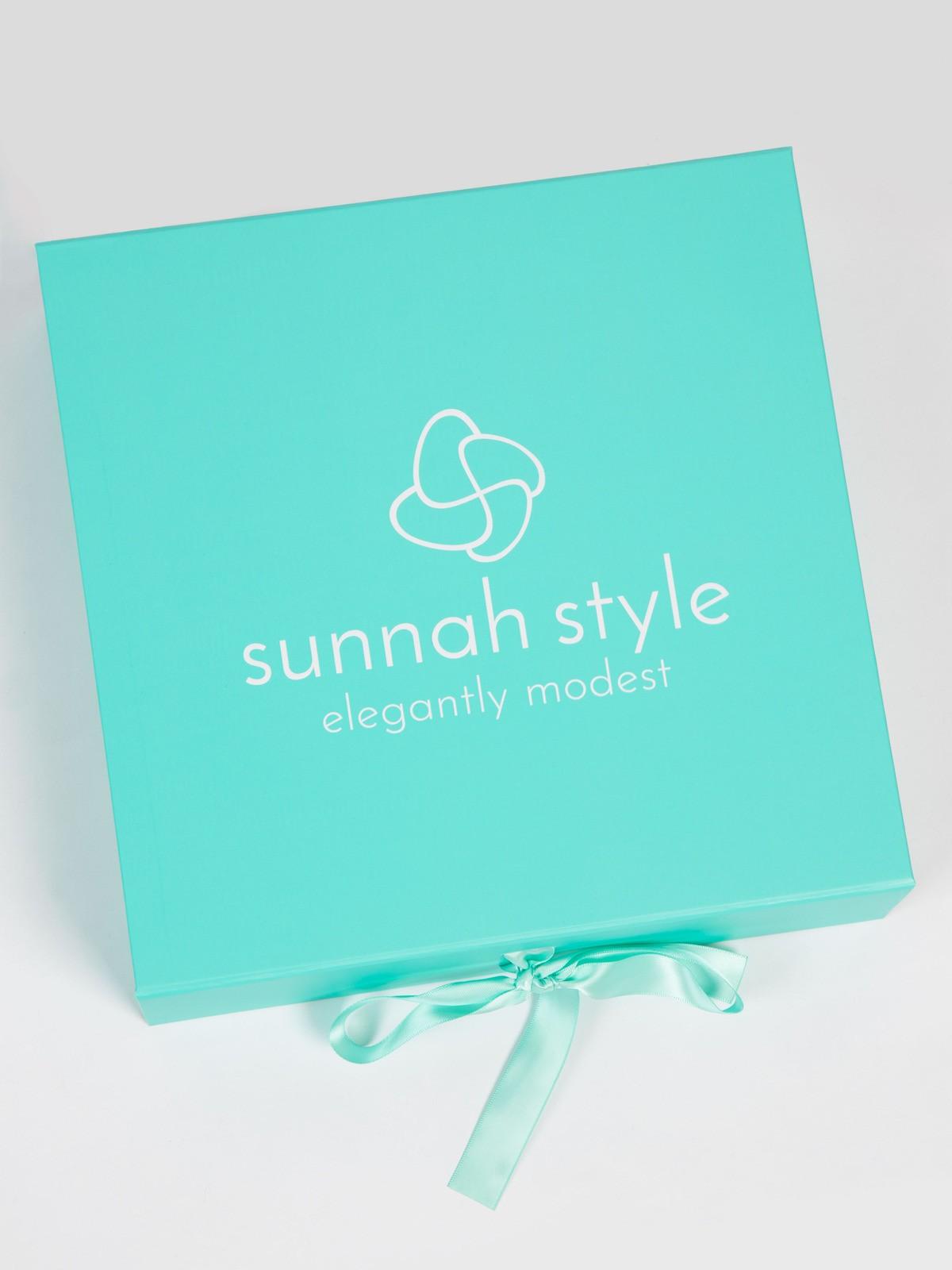Sunnah Style Gift Box Wrapping