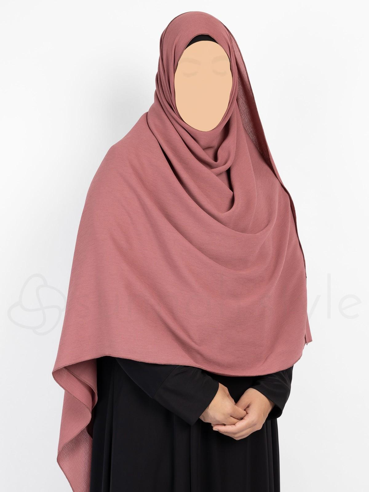 Sunnah Style - Brushed Shayla - XL (Canyon Rose)