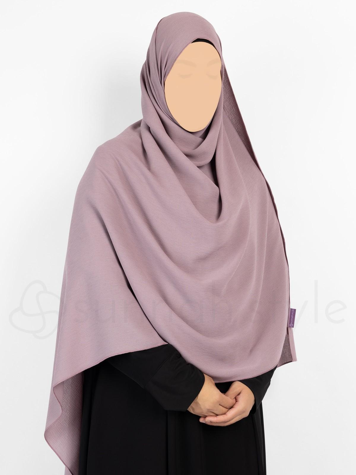 Sunnah Style - Brushed Shayla - XL (Elderberry)
