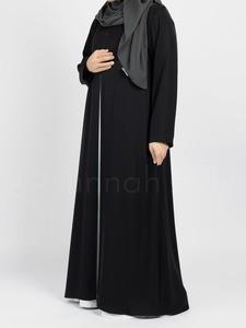 Sunnah Style - Classic Robe (Black)