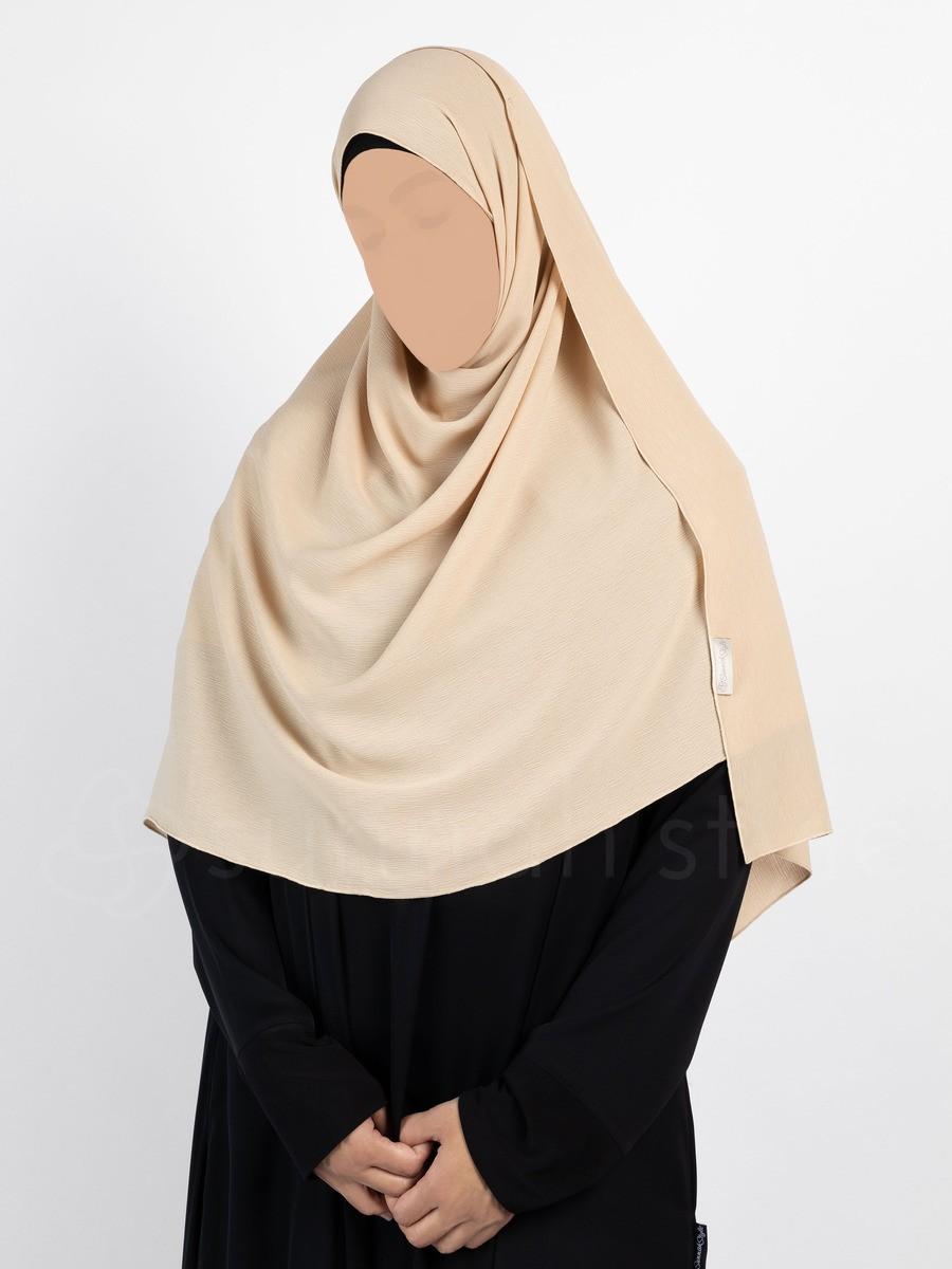 Sunnah Style - Brushed Shayla - Large (Creampuff)