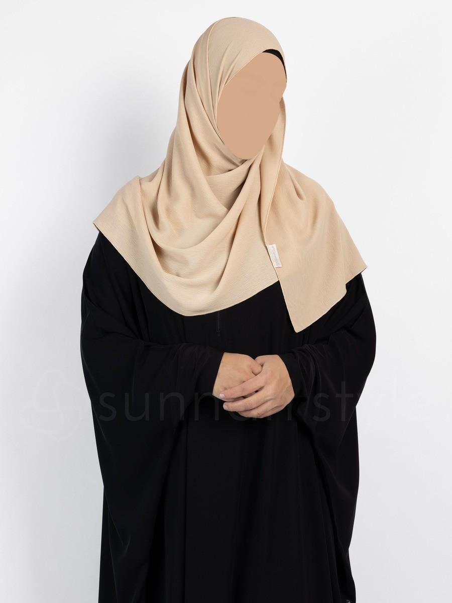 Sunnah Style - Brushed Shayla - Standard (Creampuff)