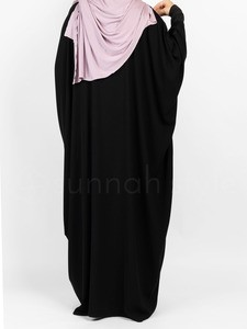 Sunnah Style - Essentials Bisht Comfort Abaya (Black)