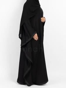 Sunnah Style - Obsidian Butterfly Abaya