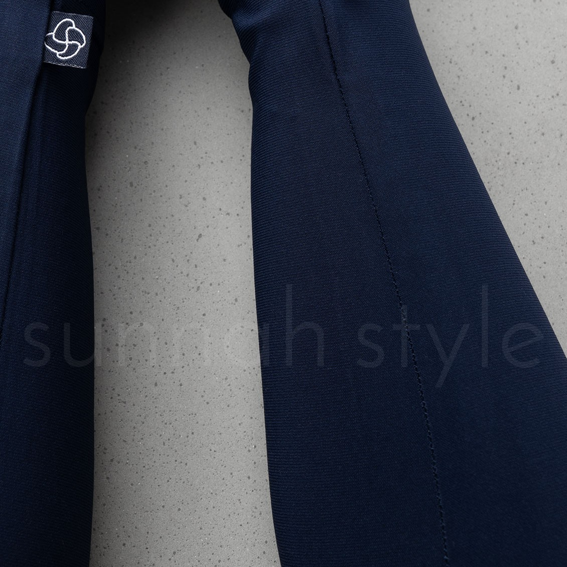 Jersey Arm Covers (Navy Blue)