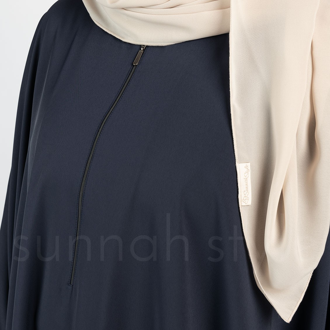 Belle Umbrella Abaya (Rosewood)
