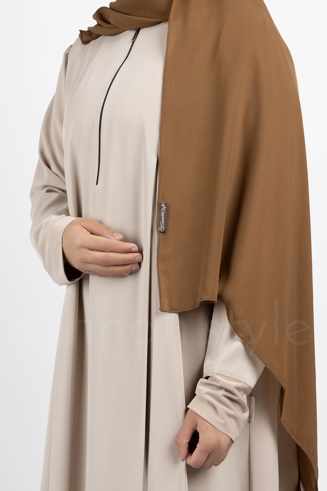 Belle Umbrella Abaya (Sahara)
